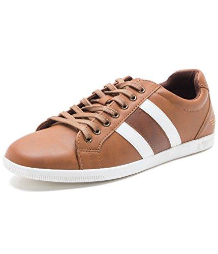 Red Tape Men's Tan Sneakers – 9 UK/India (43 EU)