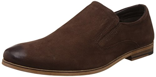 Red Tape Men's Leather Brown Casual Shoes – 7 UK/India (41 EU)