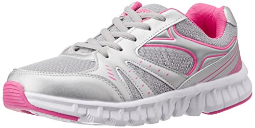 Sparx Women's Silver and Pink Running Shoes – 5UK (SX0079L)