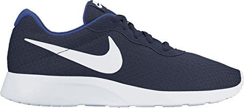 Nike Men s Tanjun Running Shoe MIDNIGHT NAVY/WHITE-GAME ROYAL 9 D(M) US