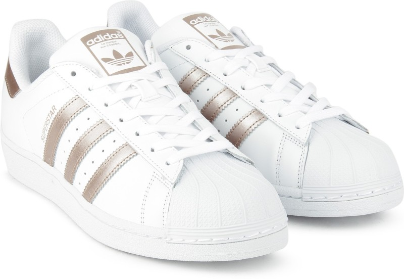adidas originals superstar w sneakerswhite -