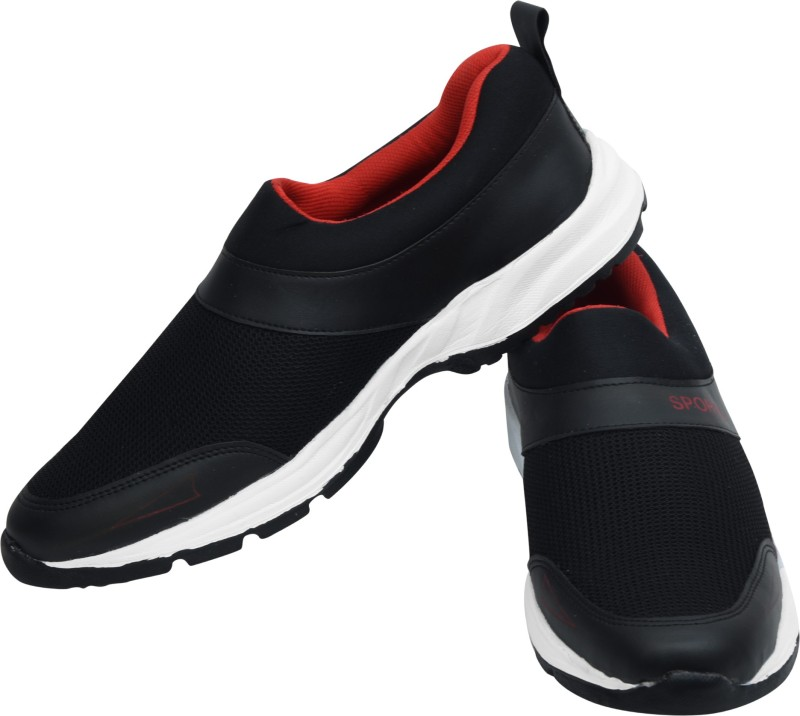 Kaneggye Running Shoes, Walking Shoes, Cycling Shoes, Training & Gym Shoes(Black)