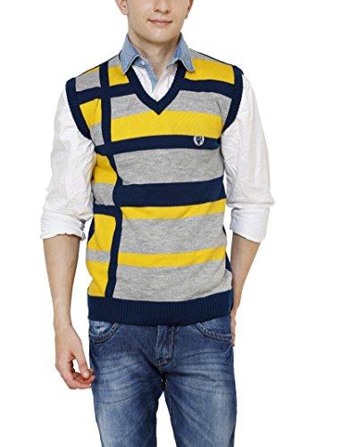 Leebonee Men's Sleeveless Pullover(Le1307AFB ) (XX-Large)