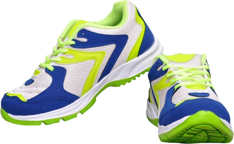 The Scarpa Running Shoes(White, Multicolor)