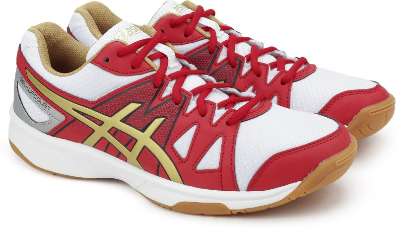 Asics GEL-UPCOURT Multi-Court Shoes(White)