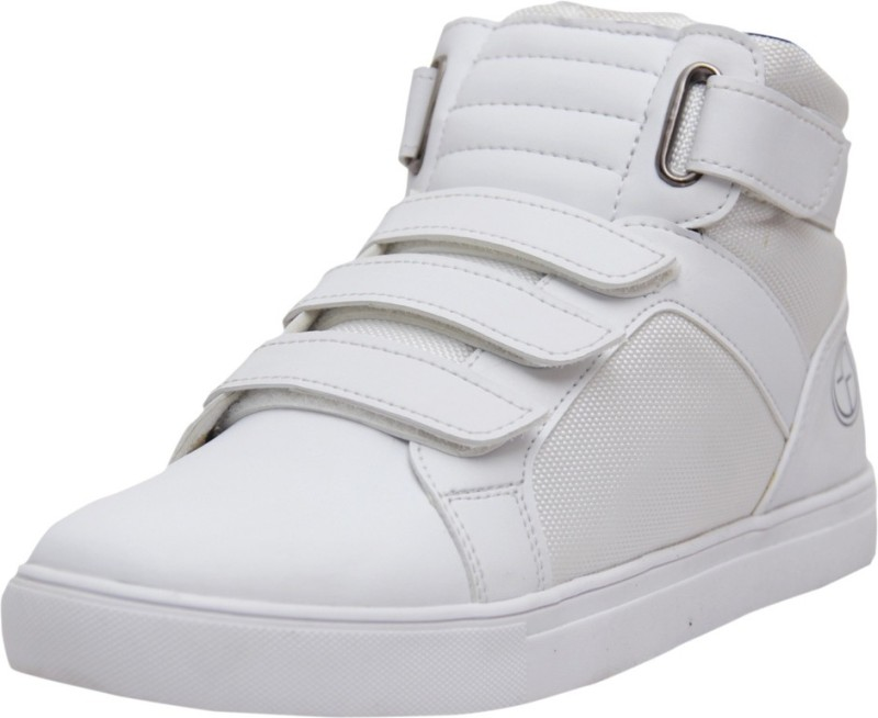 West Code Men's Synthetic Leather Casual Shoes 7080-White-6 Casuals(White)