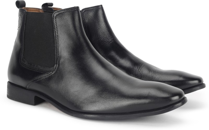 Hush Puppies NEW FRED CHELSEA Boots(Black)