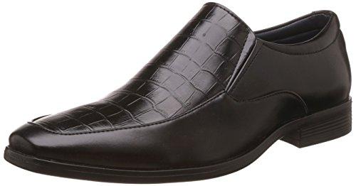 Bata Men's Roch Black Formal Shoes – 10 UK/India (44 EU) (8516220)