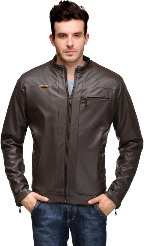 TSX Full Sleeve Solid Men's Jacket