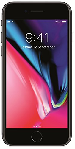 Apple iPhone 8 (Space Grey, 256GB) with 70% Jio Buyback Offer