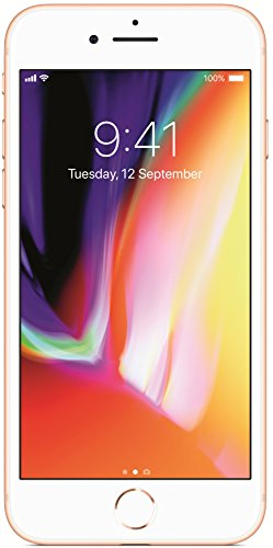 Apple iPhone 8 (Gold, 256GB) with 70% Jio Buyback Offer