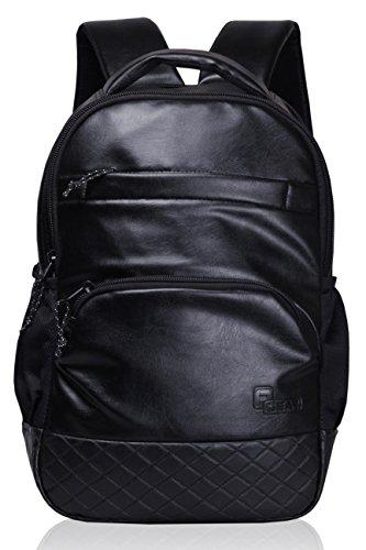 F Gear LuXur 28 Ltrs Black Laptop Backpack (2403)