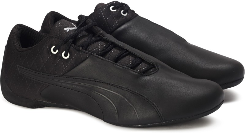 Puma Future Cat ReEng Quilted Sneakers(Black)