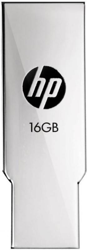 HP USB 2.0 Flash Drive v237w 16 GB Pen Drive(Silver)