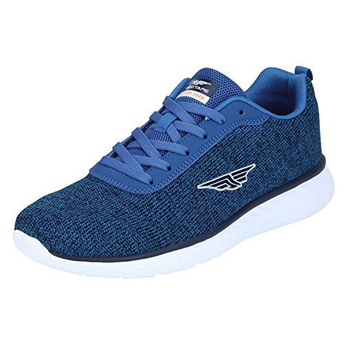 Red Tape Men's Blue Running Shoes – 10 UK / India (44 EU)(RSC0454)