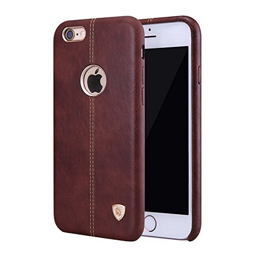 NILLKIN Englon Leather Back Cover for Apple iPhone 6 Plus ,Brown