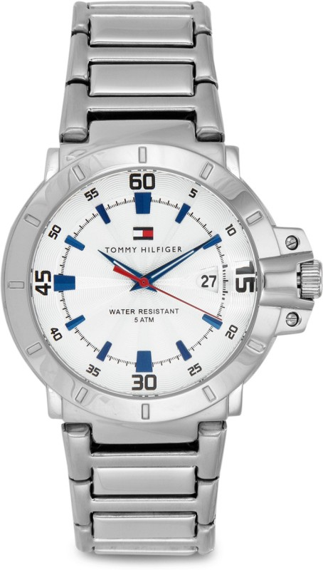 Tommy Hilfiger 1790468 Helios Watch  – For Men