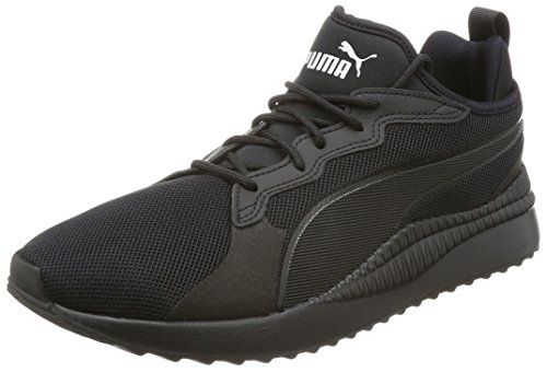Puma Unisex Pacer Next Black-Black Sneakers – 10 UK/India (44.5 EU)