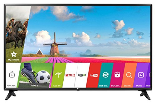 LG 139 cm (55 inches) 55LJ550T Full HD LED Smart TV