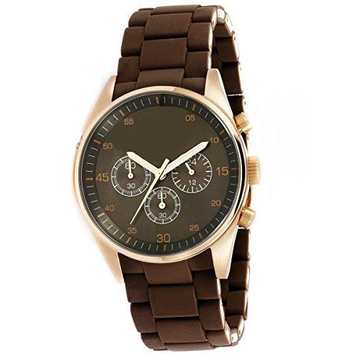 GT Gala Time Chronograph Dial Design Blue Analog Watch For Men-Armani-Black