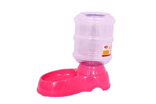 SRI Water Dispenser for Dog and Cat, Pink