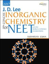 wiley jd lee concise inorganic chemistry for neet and other medical entrance -