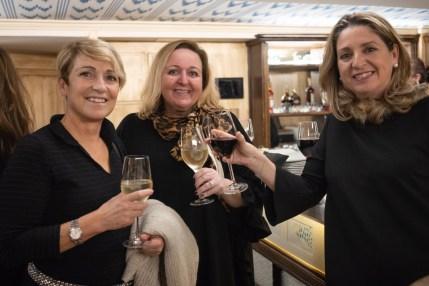 Alicia Perrotte, Elvira Cuéllar y Alicia Polo © La Siesta Press / J. Fernández Ortega