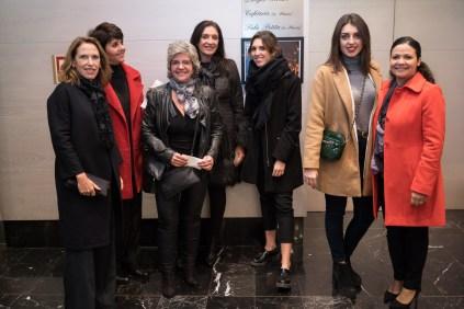 Cristina, Marga, Lucia, Lola, Marga, Liss, Maria Jose © La Siesta Press / J. Fernández Ortega