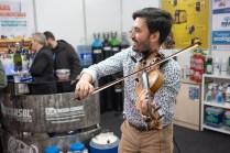 Miguel Forteza (violinista) © La Siesta Press / J. Fernández Ortega