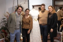 Borja Reguira, Mercedes Terrasa, Rodolfo Mcartney y Maria Casanova © La Siesta Press / J. Fernández Ortega