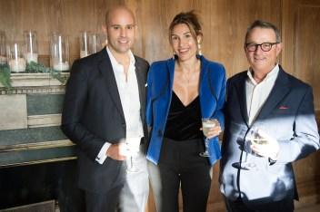 Manuel Montis, Marina Blanes y Daniel Fiol © La Siesta Press / J. Fernández Ortega