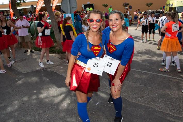 Estefanía Gonzalvo y Veronica Navas © La Siesta Press