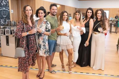 Marga Mayans, Azahara Juaneda, Juanrra, Alba Soto, Bea Gutierrez, Carol Balaguer y Lorena Torrente © La Siesta Press / J. Fernández Ortega