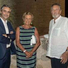 Michelle Magnier, Sandra Marone, Fernando Schwartz © La Siesta Press