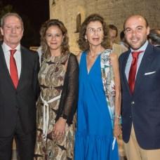 Ángel Luna y Juan Manuel Ballesteros, Celia Torrebadella (Santander), Carmen Planas © La Siesta Press