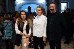 Mar Bermejo, Irina y Pepe Vich