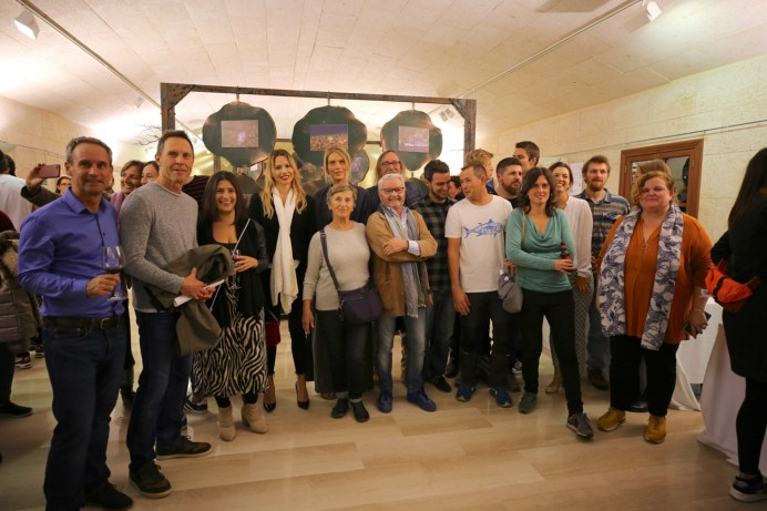 Los participantes de la FotoColab1
