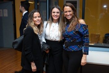 Sandra Castro, Deborah De Prada y Maria Eugenia Gay