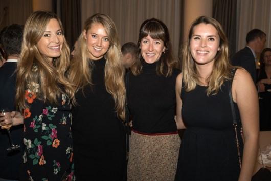 Júlia Serra, Danielle Andrews, Laura Pla y Eloísa Kassai