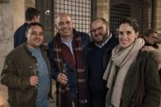 Javier Lopez, Juan Ortels, Tommy Ferragut , Marina Vera