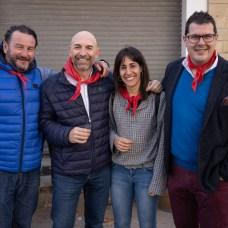 Pep Joab Oliver, Pau Forteza, Bel y Toni Fernández