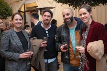 Mar Soler, Oliver Jauregui, Ludo Neau, Blanca Sánchez