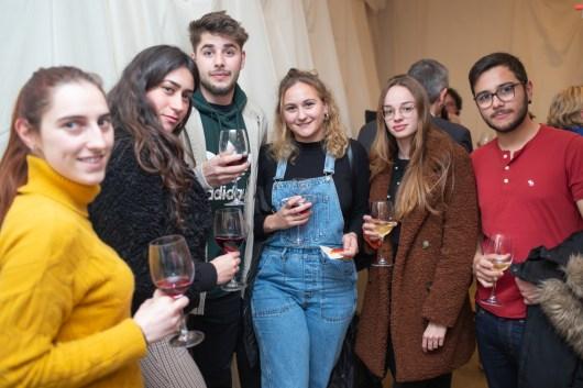 Paula Tormo,Paula Company, David Pitic, Maria Perelló, Poli Ferrer, Nicolas Garcia Del Colegio Junipero Serra