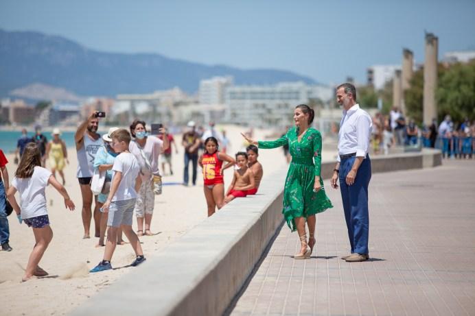 Reyes en Playa de Palma 158