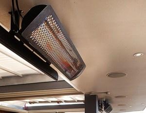 Bromic 3000W Tungsten Electric Radiant Patio Heater