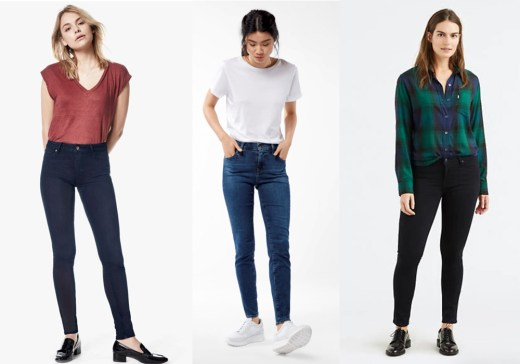 Best Skinny Jeans - Levi's JBrand and Joe's Jeans