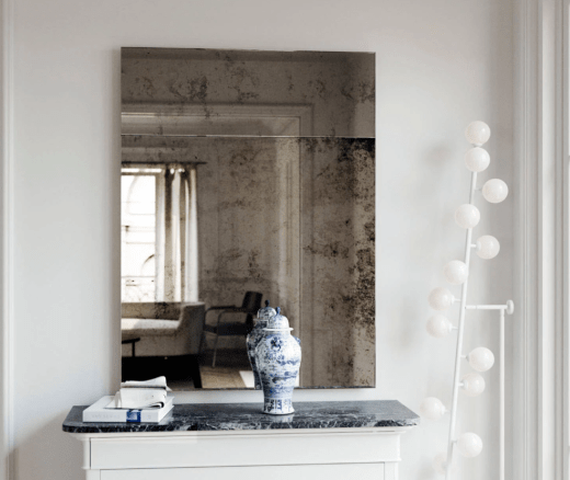 photo of a mirror