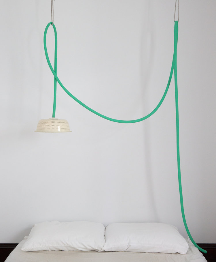 LIKEMINDEDOBJECTS Bespoke Lamp