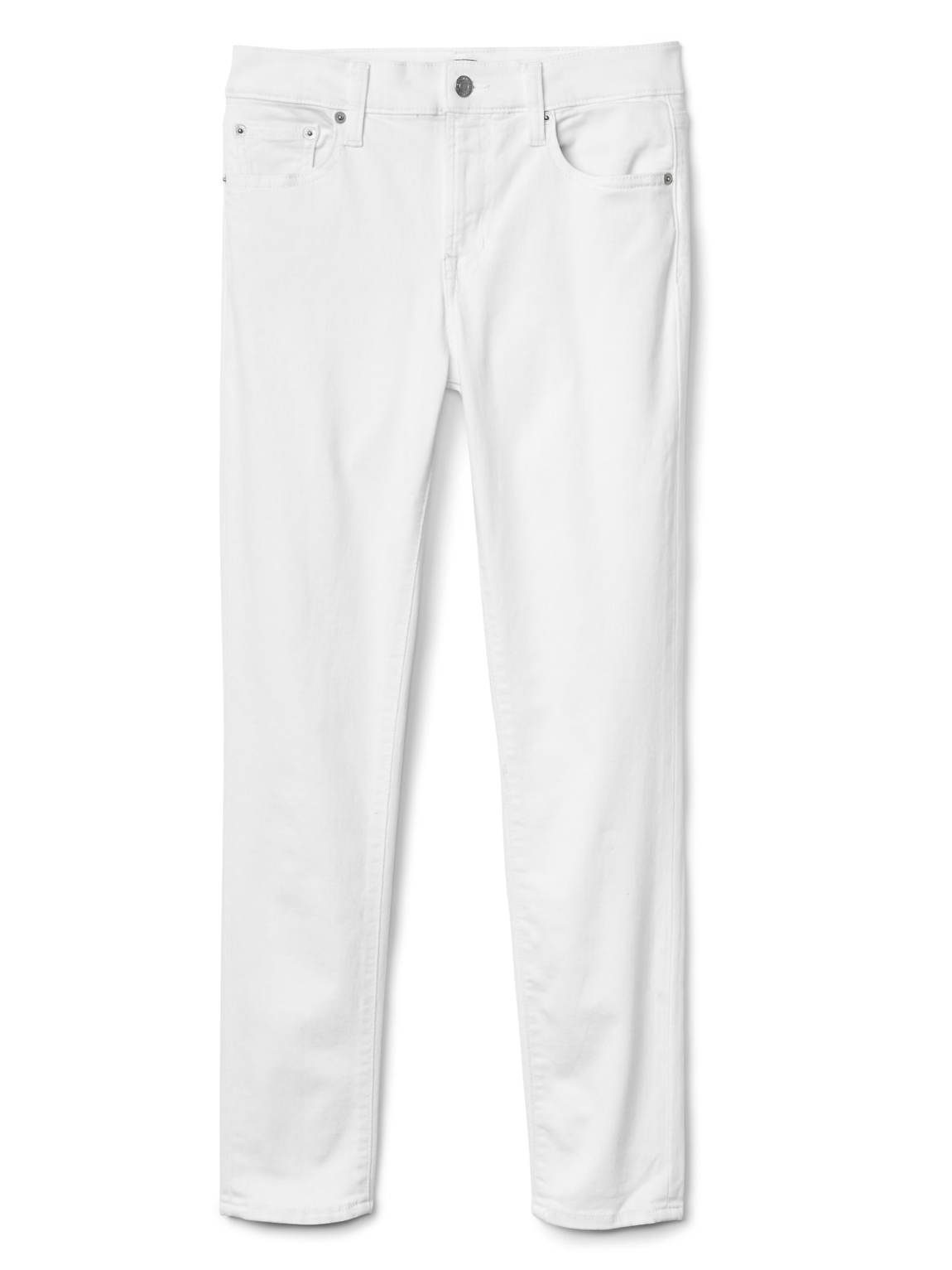 gap, skinny jeans, cropped jeans, white jeans