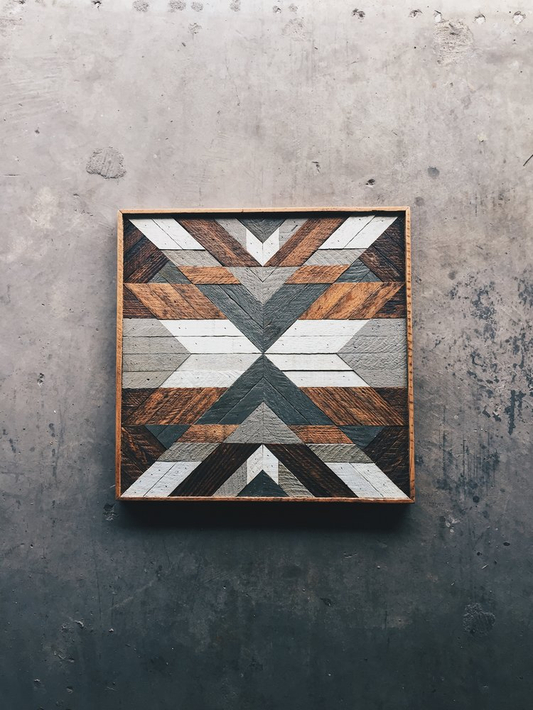Rustic Wall decor from 1767 Designs
